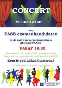 Concert Examenkandidaten @ Bloemswaard | Hillegom | Zuid-Holland | Nederland