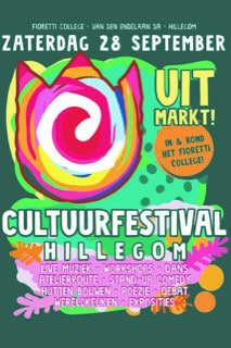 Cultuurfestival @ Fioretti College   Hillegom   Zuid-Holland   Nederland