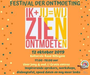 Festival der Ontmoeting @ De Kulturele Raad Hillegom   Hillegom   Zuid-Holland   Nederland